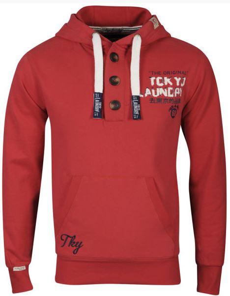 Polo Shirt von TOKYO LAUNDRY für 8,75€ & Hoody von TOKYO LAUNDRY für 13,49€
