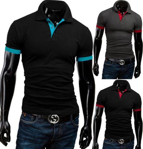 Merish Polo Shirts in 10 verschiedenen Farben für je 18,90€