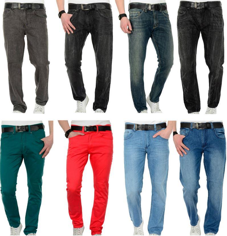 Mazine Herren Jeans, 13 Modelle für je 22,90€