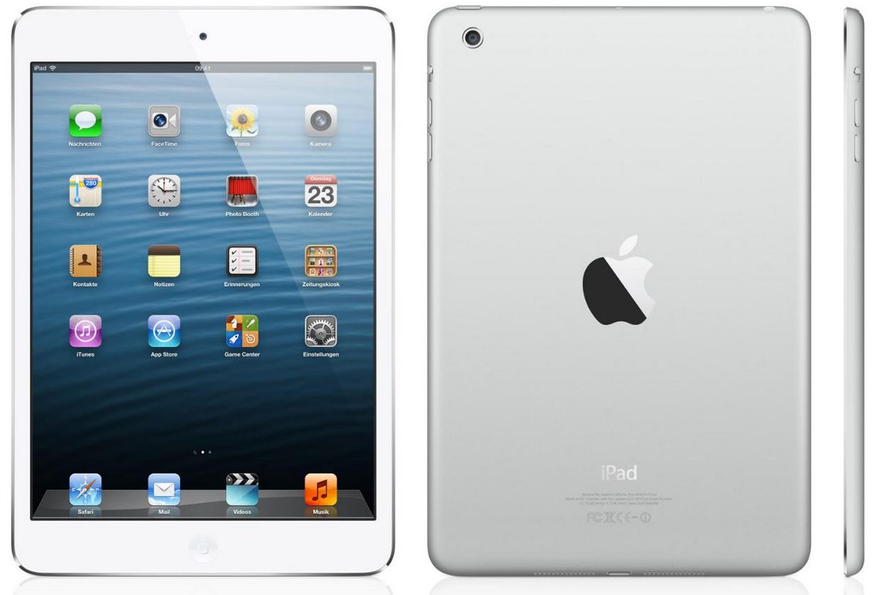 Update! *Knaller* iPad 4, WiFi,  4G und 16GB in weiß, mit 500MB Datenflat für nur 20,04€ monatl. bei BASE