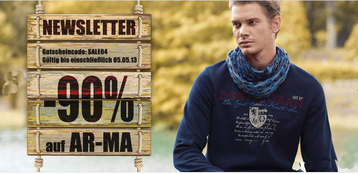 90% Rabatt auf Marken von AR MA und nur heute Clay Shoes und Dada Supreme