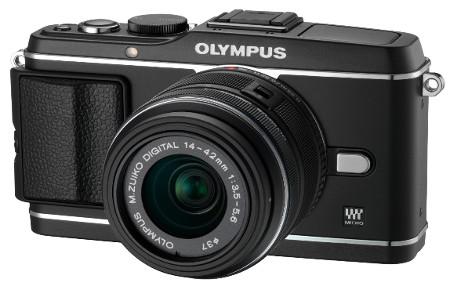 Olympus Pen E P3 Kit 14 42 mm für 356€   Systemkamera