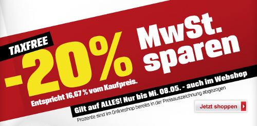 16,67% Rabatt auf Alles bei Sports Experts   KTM Fahrräder reduziert