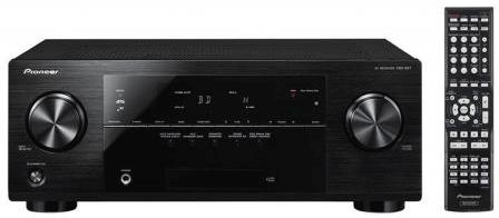 Pioneer VSX 827 K für 229€ (60€ gespart!)   7.1. AV Receiver
