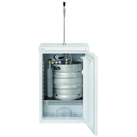 Bomann BZ 238 Bierkühler mit Zapfanlage für 214€ (Vergleich 285€)