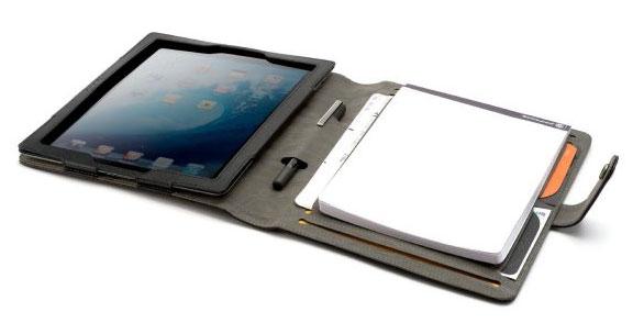 Booq Booqpad für iPad 2/3/4 für 14,90€   iPad Hülle im Notizblock Stil