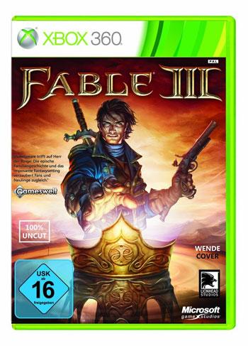 Gratis! Fable III für Xbox 360 Live Gold Mitglieder