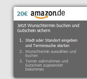 Top! Bis zu 30€ in Amazon Guthaben bekommen für einen Arztbesuch