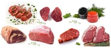 Hot & Exklusiv! Rind & Exoten Fleisch Probierpaket mit 10 Sorten ca. 2Kg nur 29,95€ statt 69€