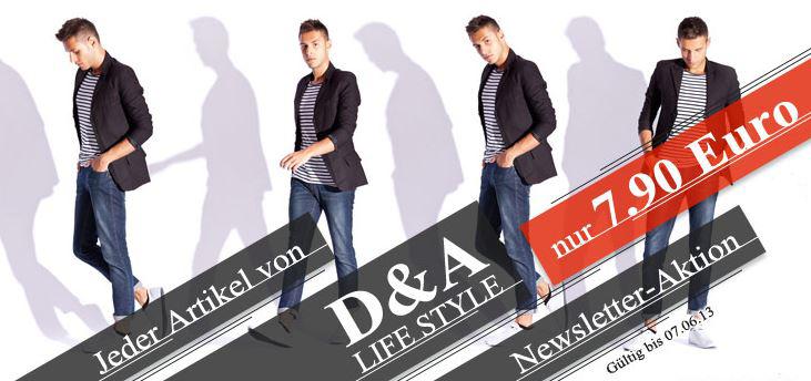 D&A Life Style Artikel bei den Hoodboyz für nur 7,90€