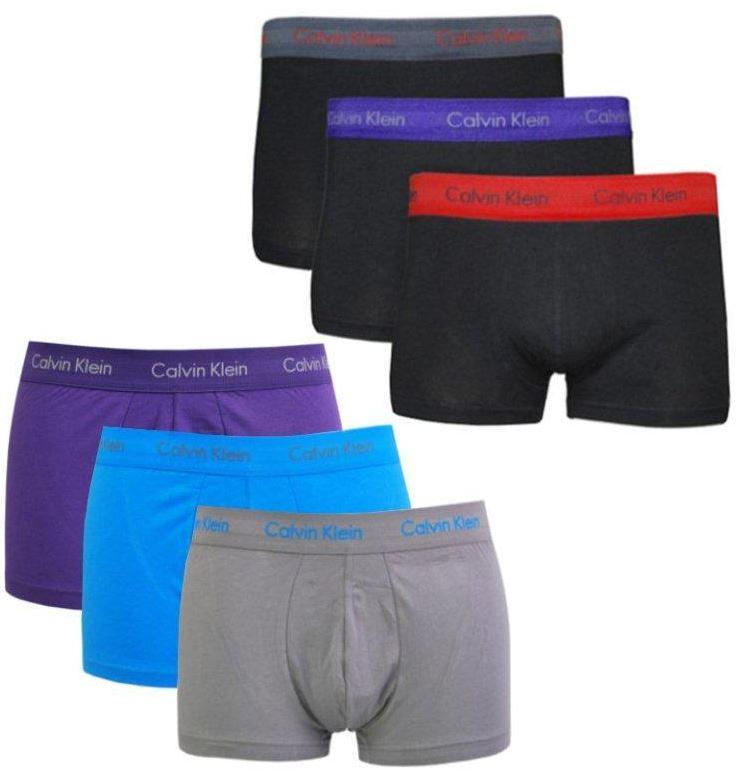 Calvin Klein, 3er Pack Boxershorts für 24,90€