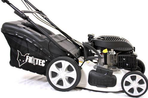 FUXTEC, selbstfahrender Benzin Rasenmäher für nur 199€