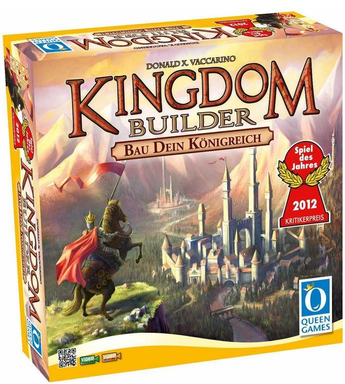 Kingdom Builder   Spiel des Jahres 2012 für 8,95€ inkl. Versand   wieder da!