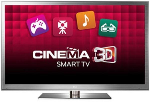 LG 72LM950V, 72 Zoll Cinema 3D SmartTV mit triple Tuner für 3.999€