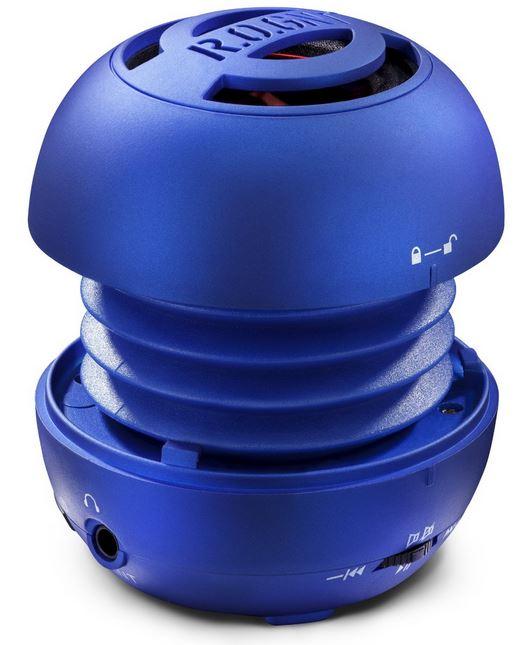 R.O.GNT tragbarer MP3 Lautsprecher für 21€ und mehr bei den Amazon Blitzangeboten!