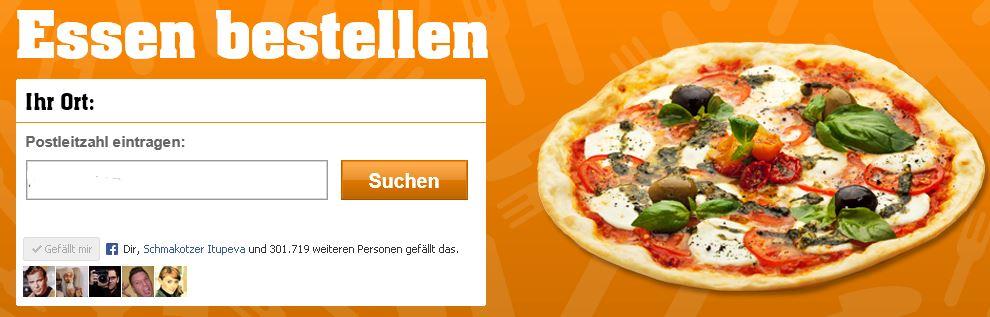 5€ Gutschein für Lieferservice mit MBW10€, für Neu und Bestandskunden!