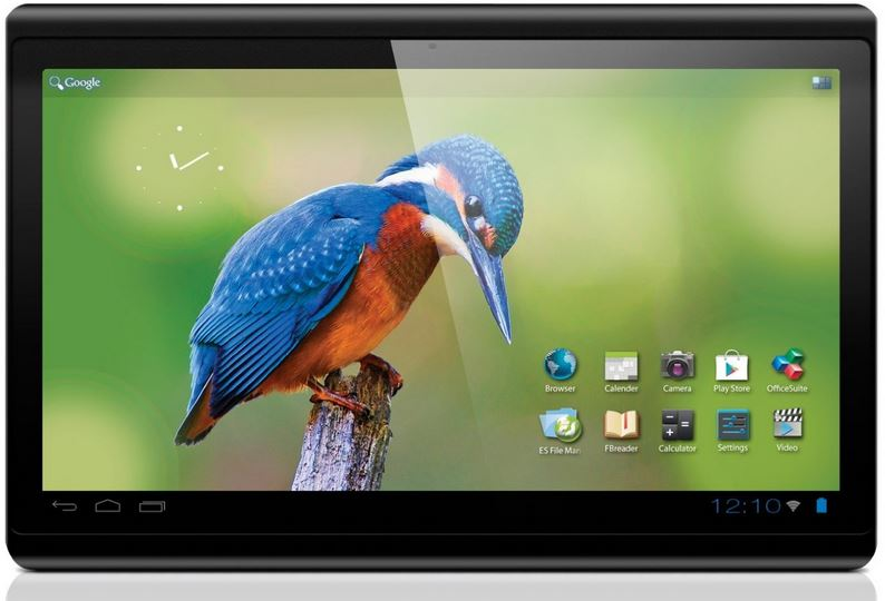 Yarvik Xenta 10ic TAB10 201, Android Tablet mit WiFi und IPS Display, für 169€