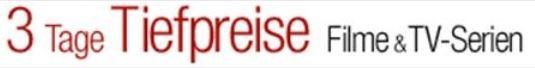 Update! Amazon 3 Tage Tiefpreise Aktion für Filme & TV Serien