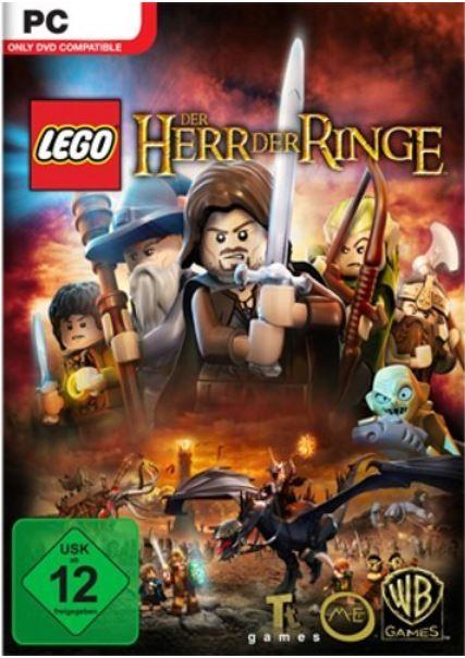 Die PC Download Games der Woche bei Amazon in der KW24, z.B. LEGO Herr der Ringe für 22,67€