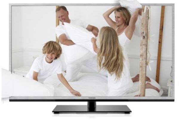 Toshiba 40TL968G, 40 Zoll 3D TV mit mit triple Tuner für 469€
