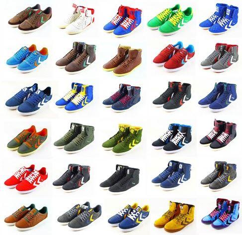 Hummel Leder Schuhe und Sneaker für 39,99€