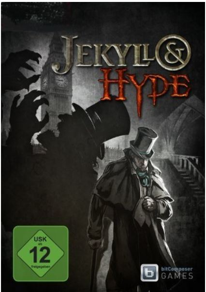 Jekyll & Hyde PC Game im Download für 1,97€