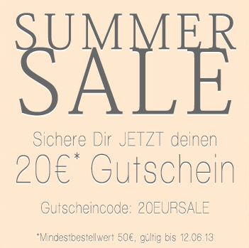 Summer Sale mit 20€ Gutschein bei den Hoodboyz