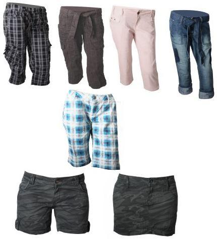 Sommer Hose, Rock, Jeans, Bermuda..... je 12,99€