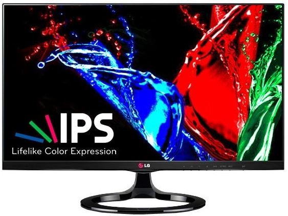 LG 23MA73D, 23Zoll IPS Monitor mit TV Funktion