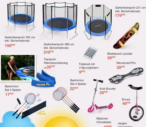 Ultrasport Outdoor Fitness Sale bei Amazon, mit bis zu 70% Rabatt!