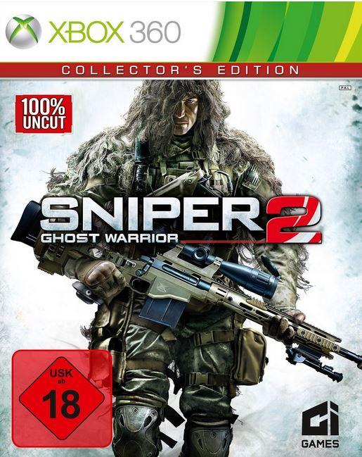 Sniper: Ghost Warrior 2   Collectors Edition bei der Amazon Aktion: Täglich neue Angebote zur EXPO E3