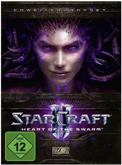 StarCraft II: Wings of Liberty ab 20,97€ und Add ONs bei der Amazon Aktion: Täglich neue Angebote zur EXPO E3