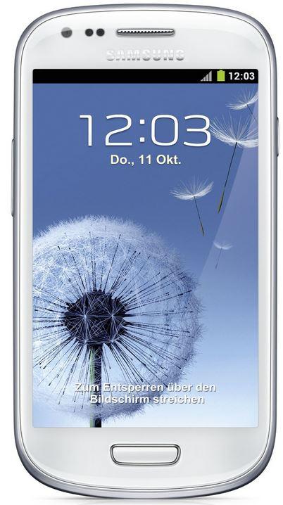 Samsung GALAXY S3 mini für nur 189€