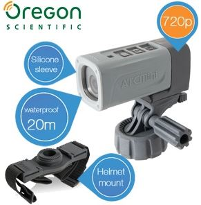 Oregon Scientific ATCMini s HD Action Videokamera für 55,90€