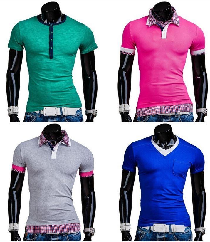 BOLF Herren T Shirts und Poloshirts für je 11,95€