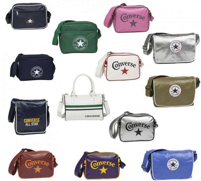 CONVERSE All Star Messenger Bag und andere Taschen für je 24,99€