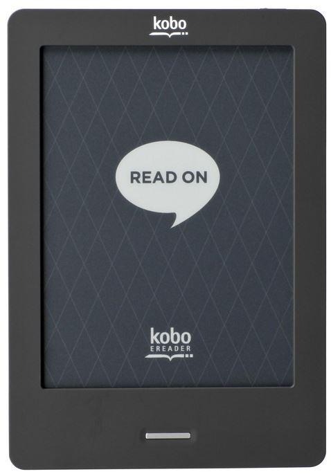 Kobo eBook Reader Touch Edition 6Zoll mit 2GB Speicher für 59,99€