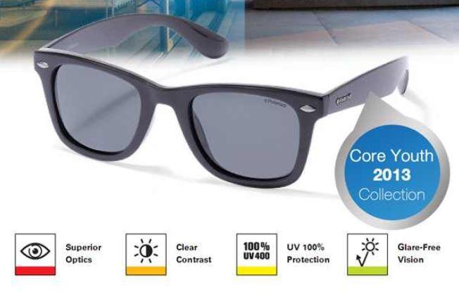 Polaroid Sonnenbrille Core Youth 2013 für 25,90€