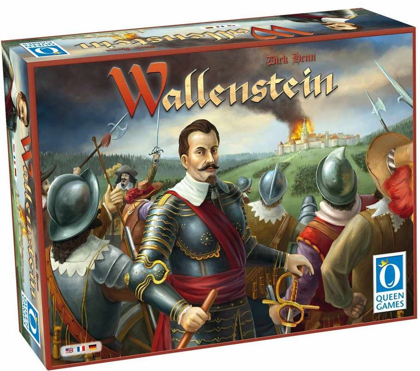 Queen Games 61005   Wallenstein bei den Amazon Blitzangeboten!