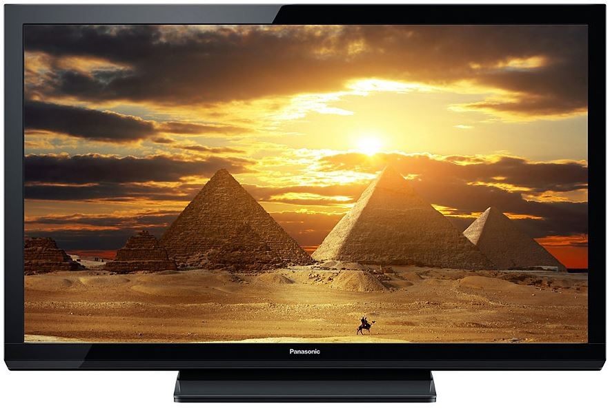 Panasonic TX P42X60E   42 Zoll Plasma HD ready TV für 275,39€   Update!