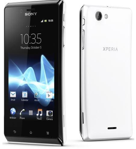 Sony Xperia J Android Einsteiger Smartphone für 169€