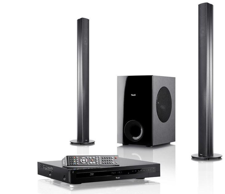 Teufel Impaq 330 Mk2 Blu ray System 2.1 Set für 367,99€ (Vergleich 569€)