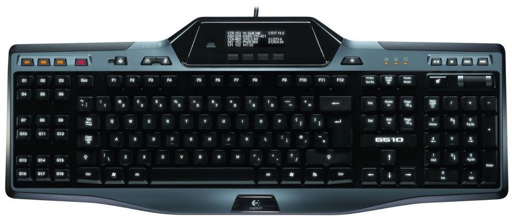 Logitech G510 Gaming Tastatur für 59,90€