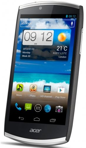 Acer Cloudmobile S500, Smartphone für 159,90€