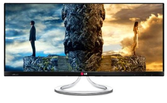 LG 29EA93 P   29Zoll IPS Monitor mit 21:9 UltraWide und DVI, HDMI für 399€