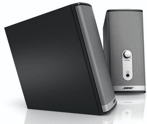 Tipp! Bose Companion 2 und Hama 16GB microSDHC Karte im Amazon Konter!