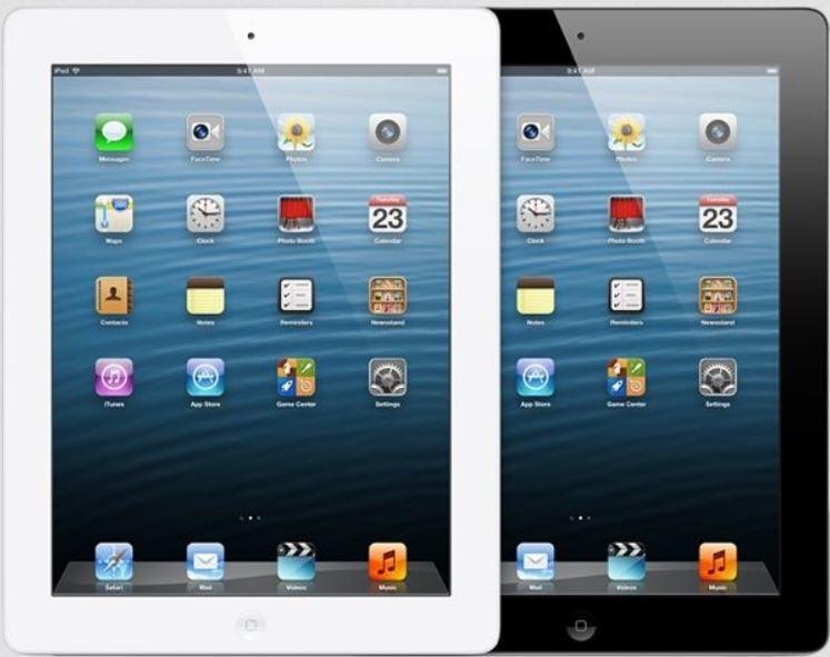 iPad 4 128GB + 4G und andere Tablets mit 3GB Datenflat ab monatl. 37,57€  Update