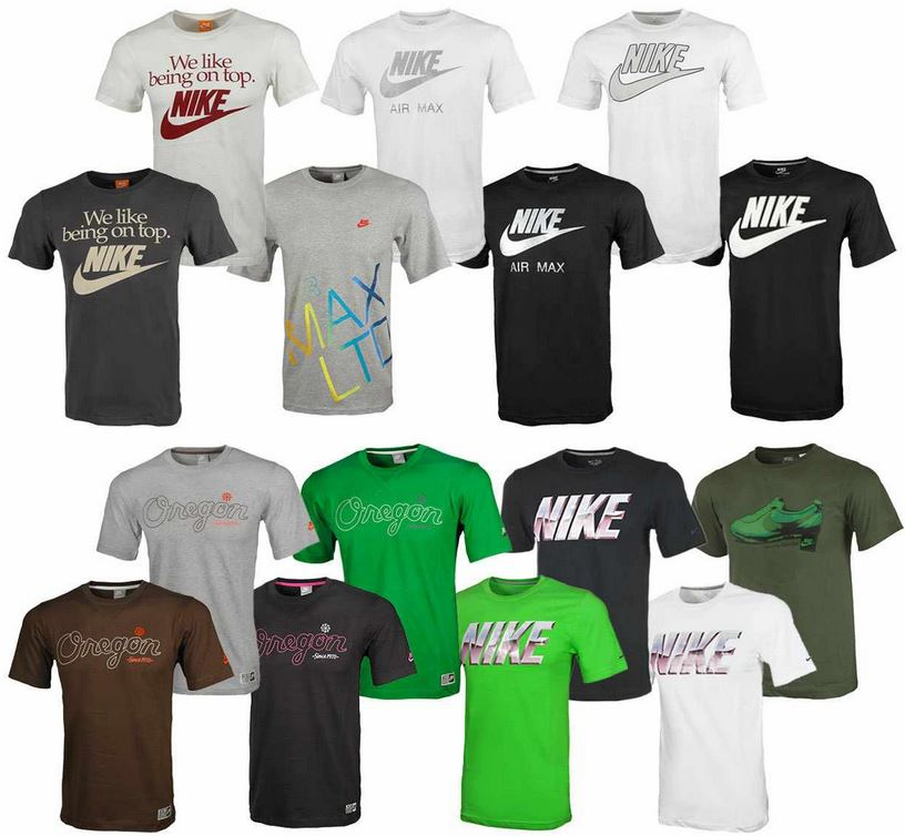 Nike Herren T Shirts 6 Modelle für je 15,15€