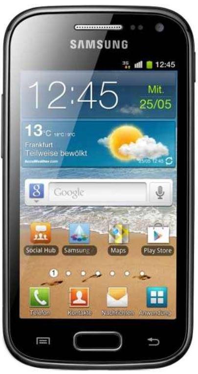 Samsung Galaxy Ace 2 GT I8160 für 149,90€