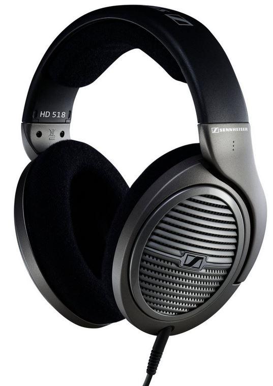 Sennheiser HD 518 Kopfhörer für 65,02€